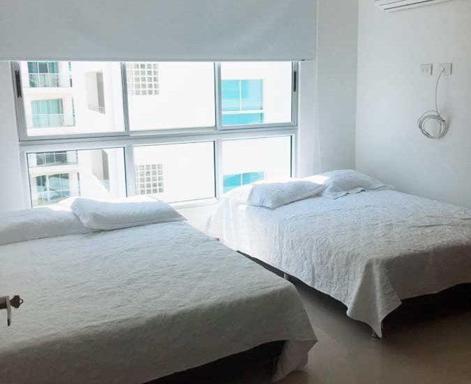 Habitación Porto Vento Cartagena de Indias