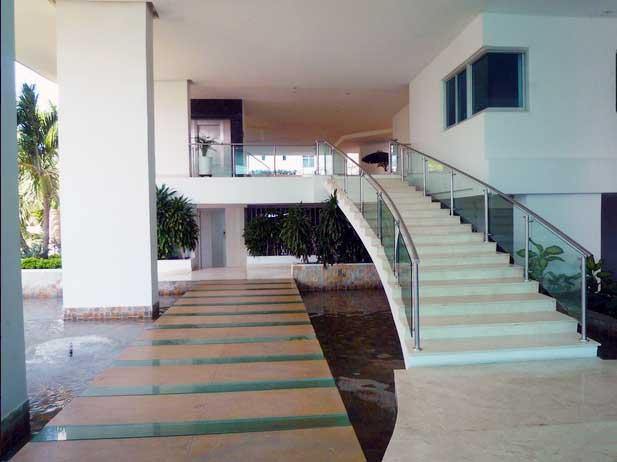 Área Social Edificio Portovento Cartagena Colombia