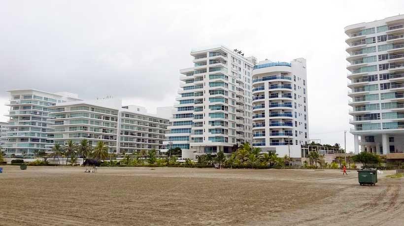 Edificio Portovento Cartagena de Indias