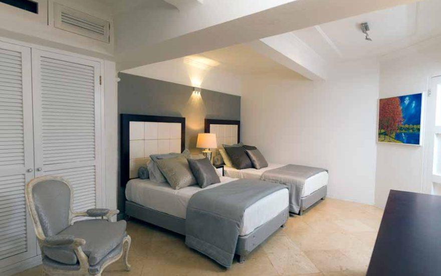 Habitación   casa de Lujo Cartagena