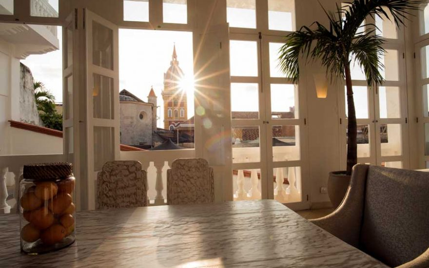 Casa Cartagena   Habitación