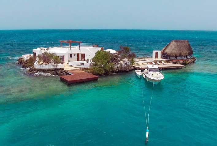 Isla Privada | Islas del Rosario 021