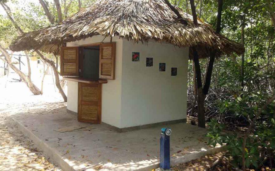 Mini Kiosco Isla San Bernardo Colombia