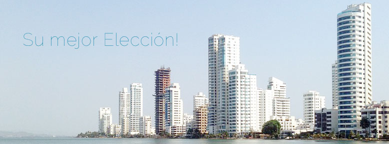 colombia rents Real Estate Cartagena