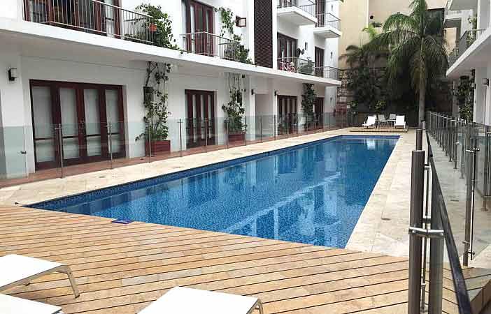 Apartamento Casa del Virrey Eslava 017
