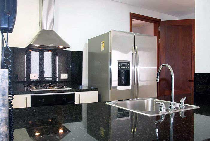 Vista electrodomésticos apartaestudio centro Cartagena de Indias