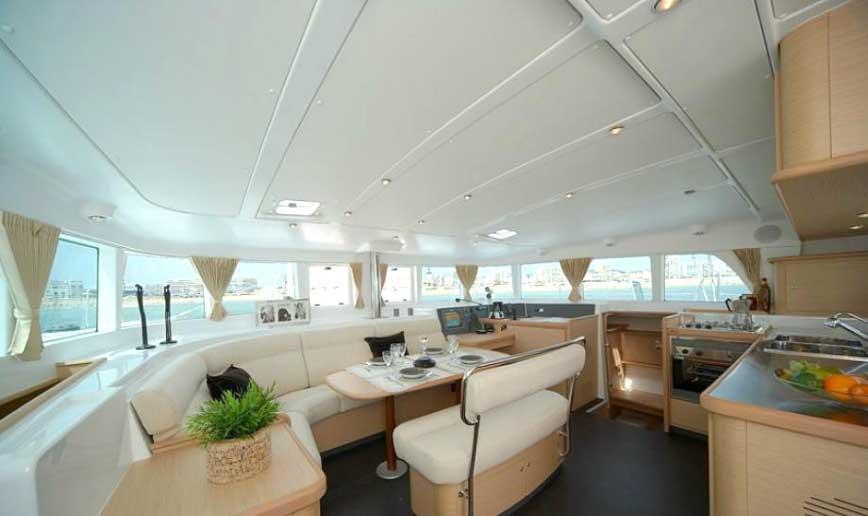 Catamaran Cartagena 004