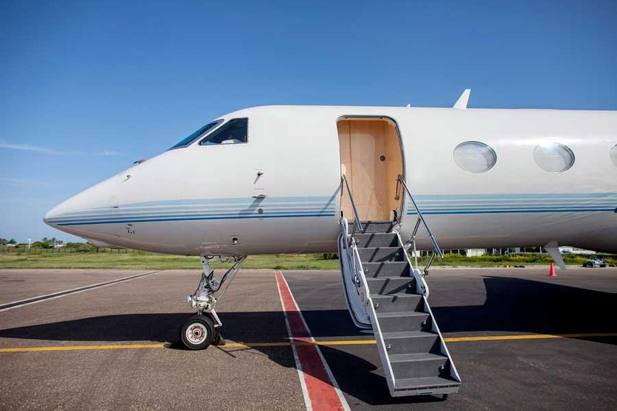 Avión Privado 001