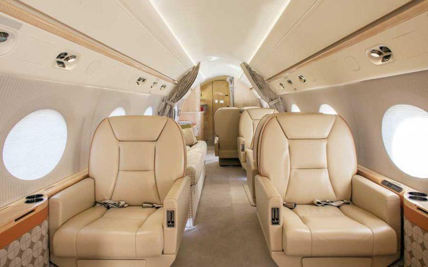 Sillas clase ejecutiva Avión en Cartagena de Indias