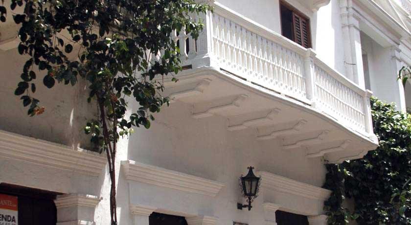 Balcones Casa Colonial