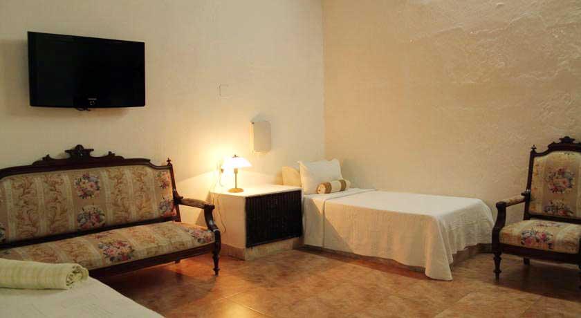 Habitación Casa Colonial Cartagena