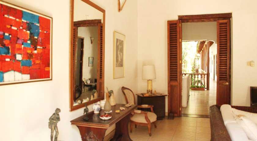Sala Casa Grande Cartagena Colombia