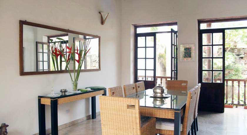 Sala Comedor Casa Grande Cartagena