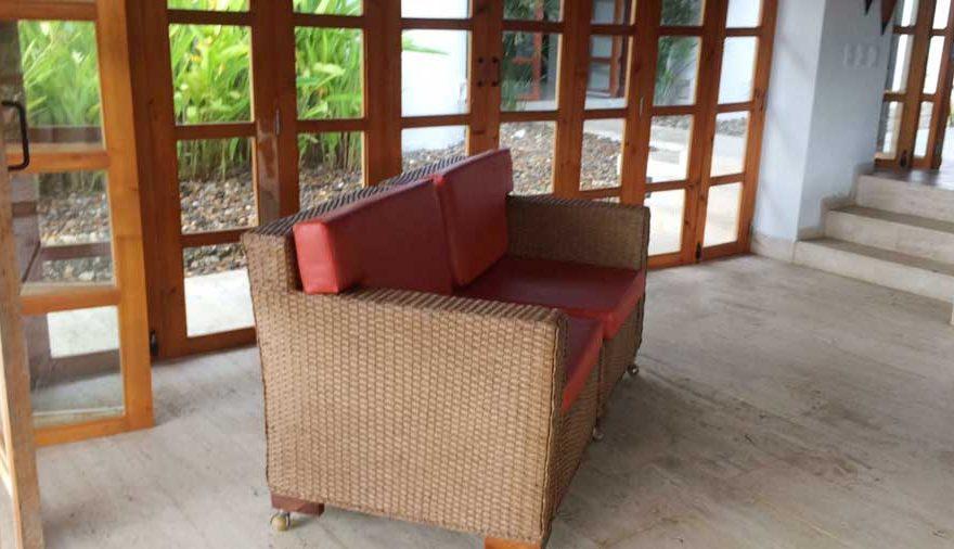 Vista mobiliario Casa en Barú