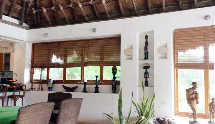 Sala en Casa Campestre Barú