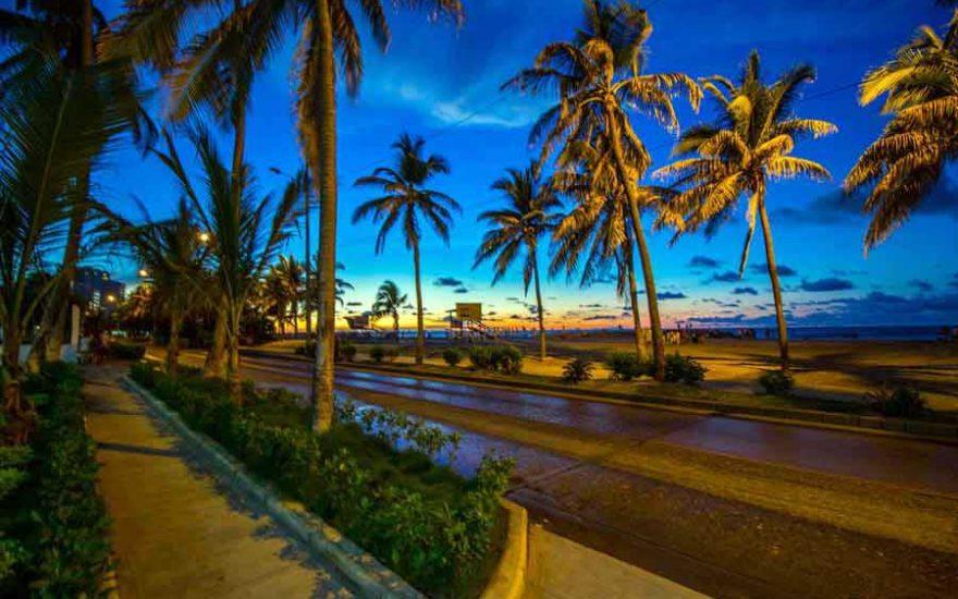 Lobby Edificio Palmetto Beach Cartagena
