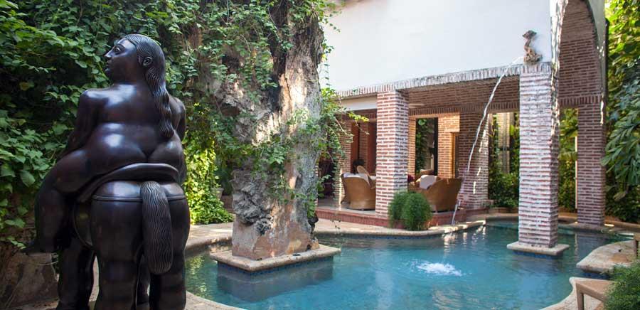 Casa de Lujo en Cartagena de Indias