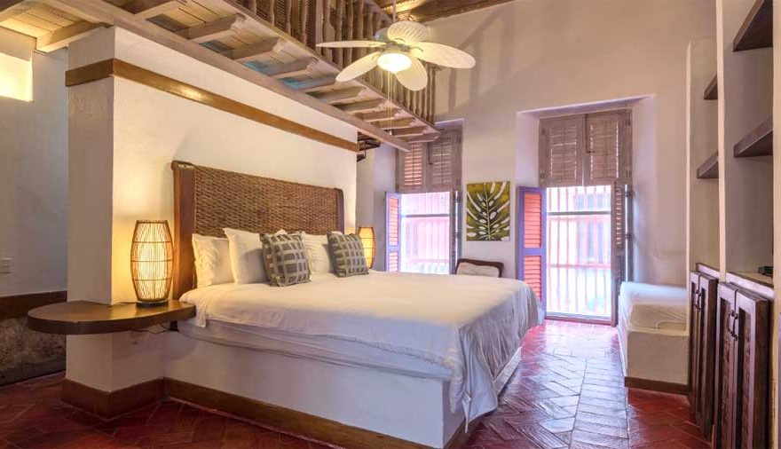 Dormitorio de lujo Casa Cartagena