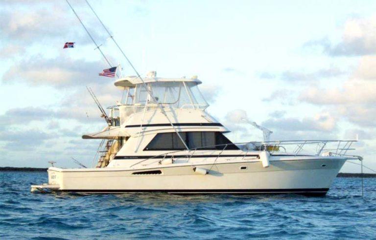 Yate de Pesca | Venta Cartagena Riviera 43