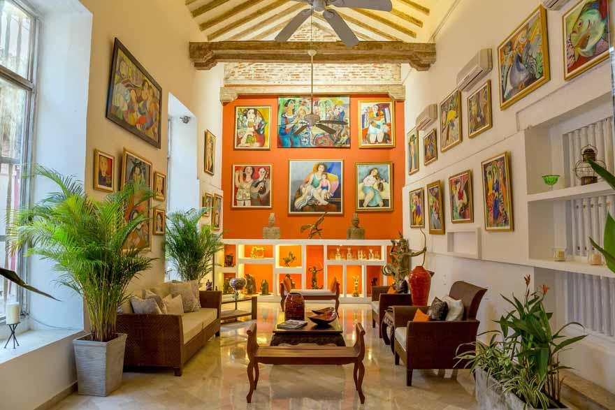 Alquiler de casa de lujo en cartagena de indias colombia - Alquiler de apartamentos en cartagena ...