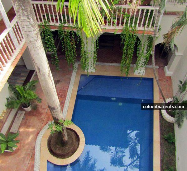 Casa Vacaciones Cartagena