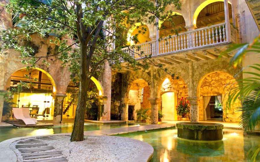 Casa de Lujo en Cartagena Colombia