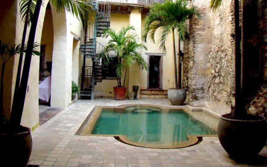 Casa de lujo Cartagena Colombia