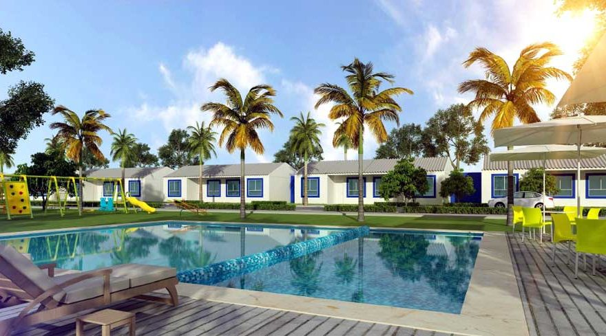 Proyecto Inmobiliario Cartagena Colombia