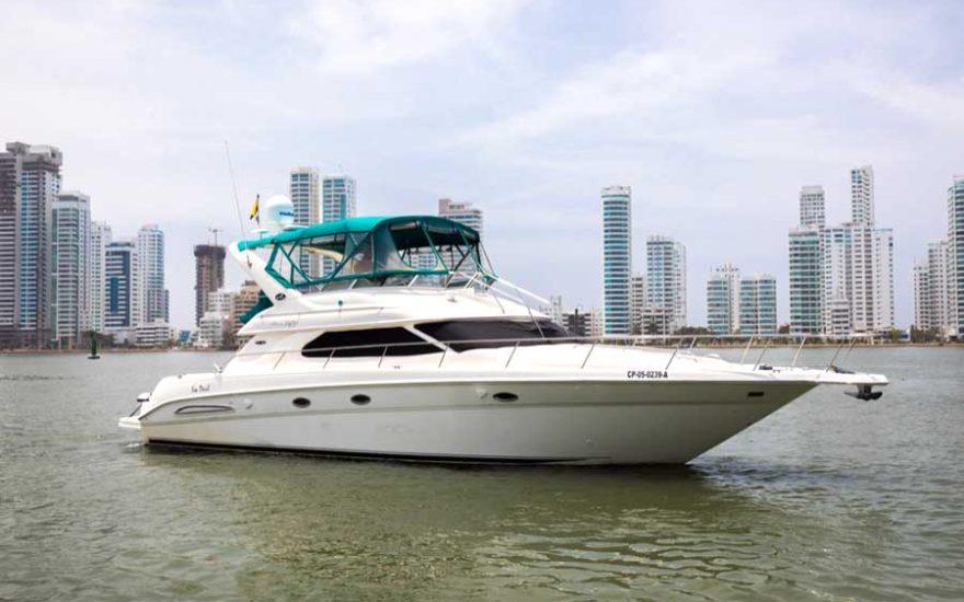 Barco Cartagena Colombia