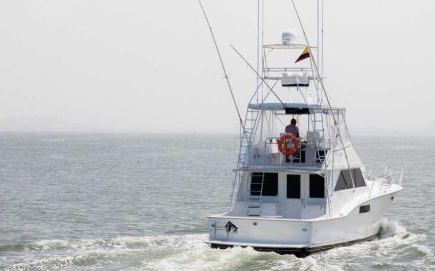 Pesca Deportiva en Cartagena Colombia