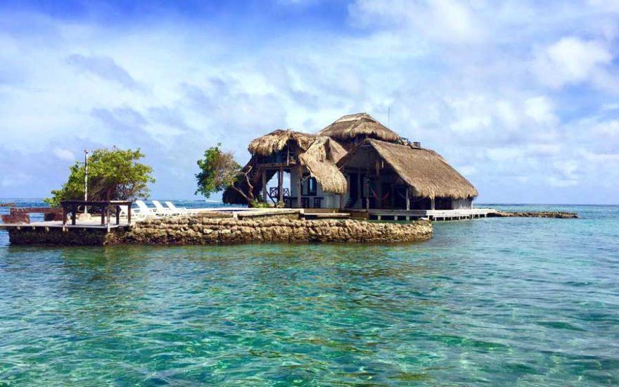 Islas de lujo en Cartagena Islas del Rosario