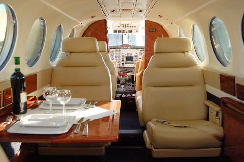 Avión Privado 003