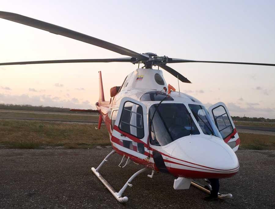 Helicóptero 001