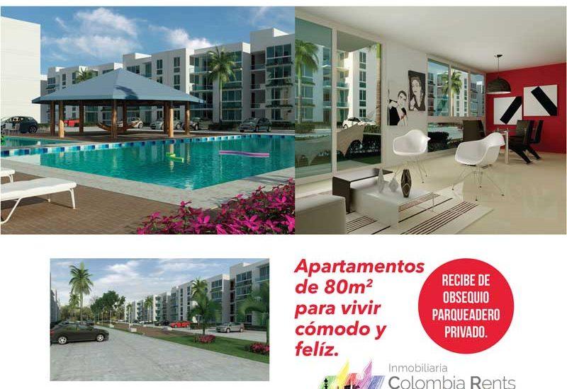 Apartamentos Alejandría Cartagena