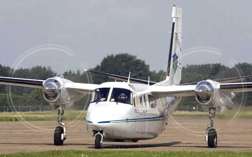 Avión ejecutivo en Colombia