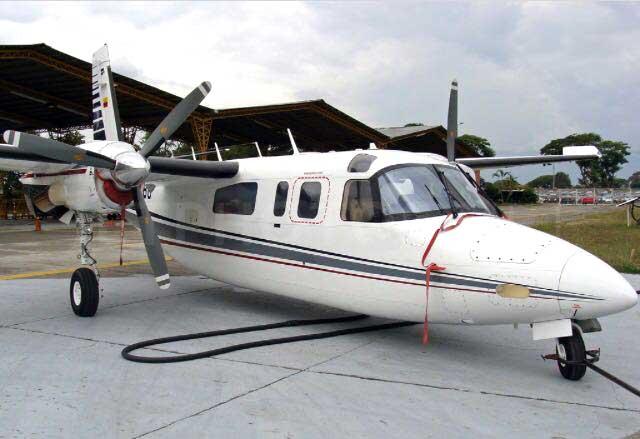 Avión Privado 002