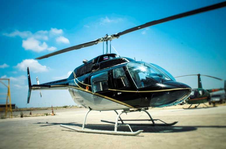 Helicóptero 002
