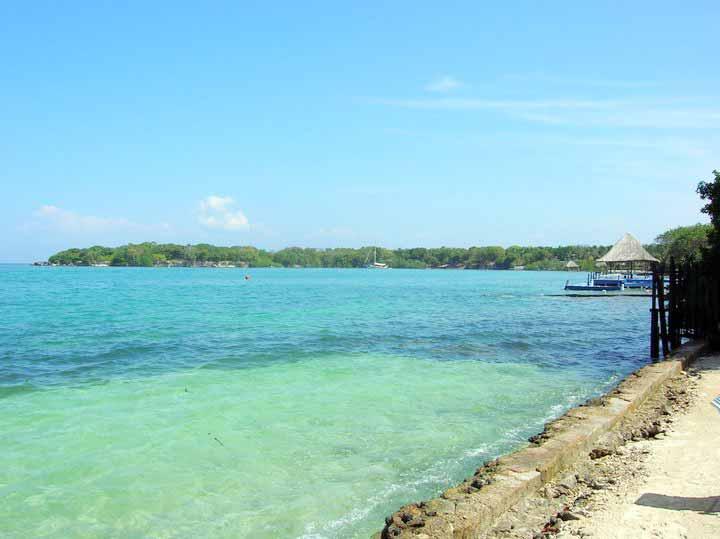 Isla Privada | Islas del Rosario 023