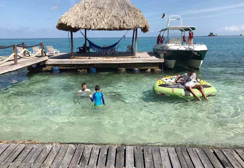 Isla Privada Colombia | Deportes Acuaticos