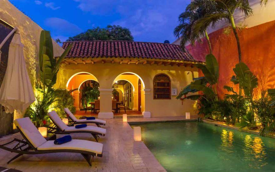 Casa Lujo Boutique Cartagena de Indias