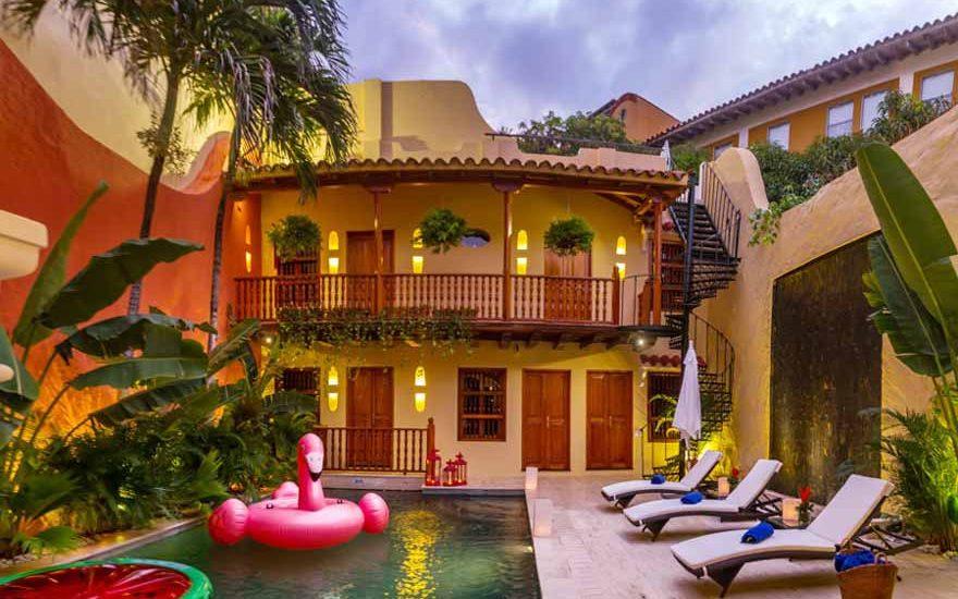 Cartagena Boutique House