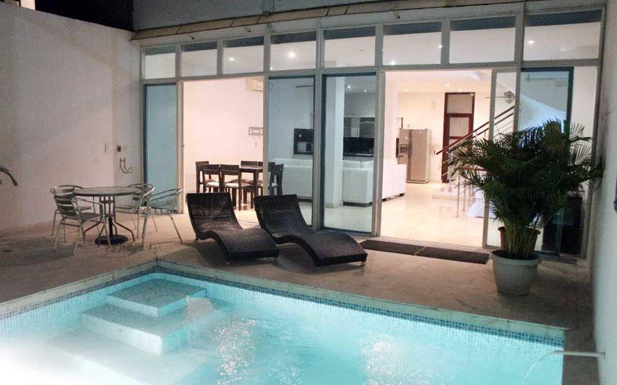 Apartamento Triplex en Bocagrande