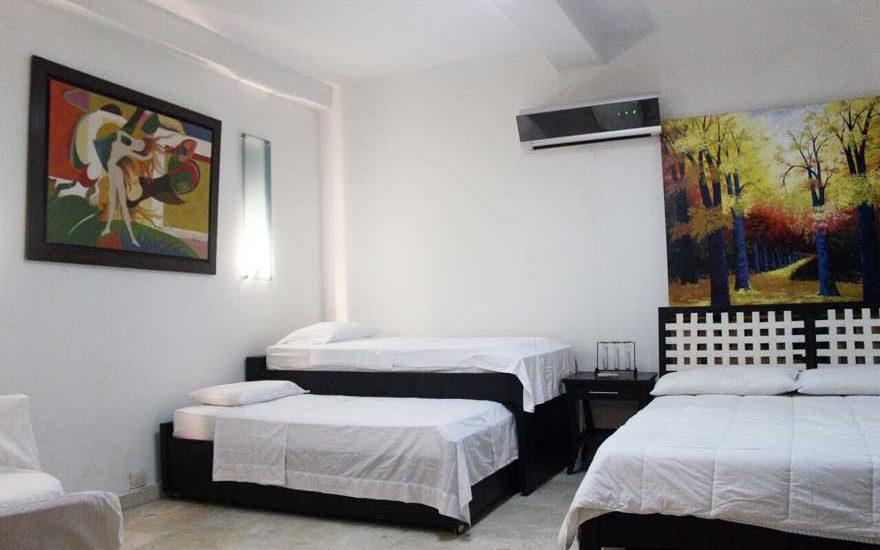 Apartamento Triplex Bocagrande