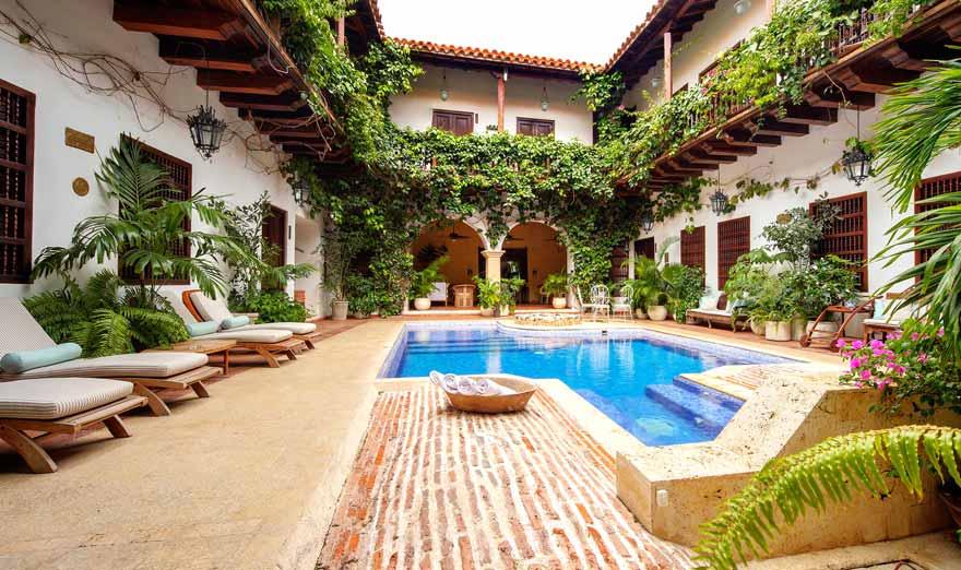 Casa Hotel Boutique Cartagena de Indias