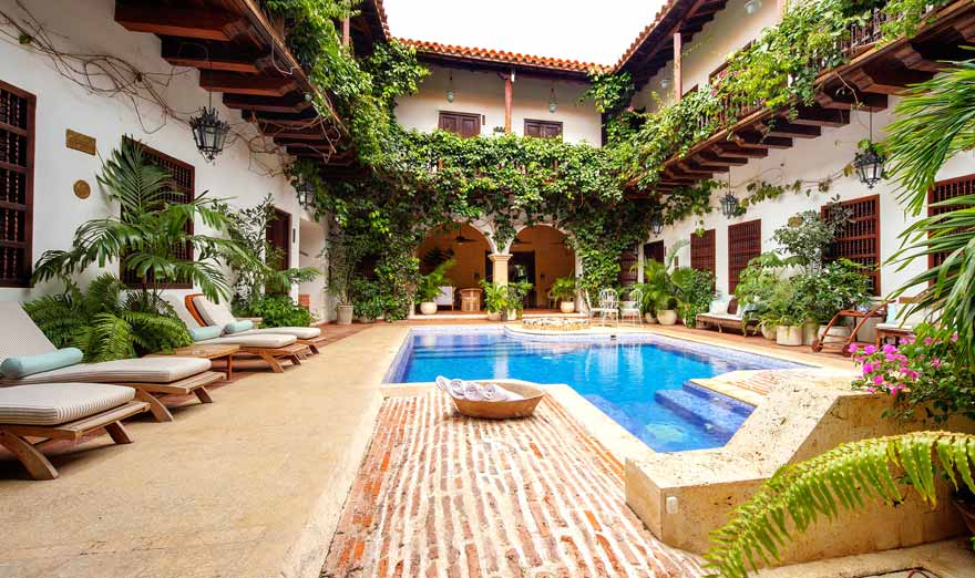 Cartagena walled city House 107