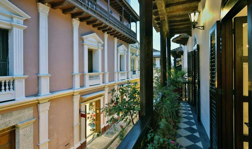 Cartagena walled city House 107