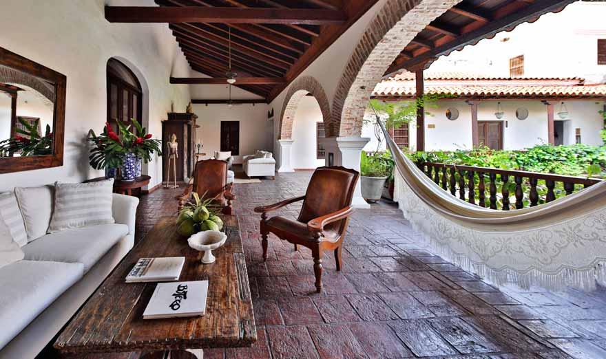 Boutique Hotel Cartagena