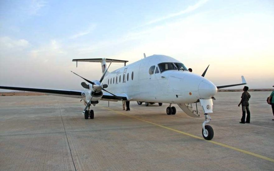 Plane Charter Flights Colombia