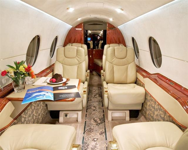 Business Class Charter Colombia