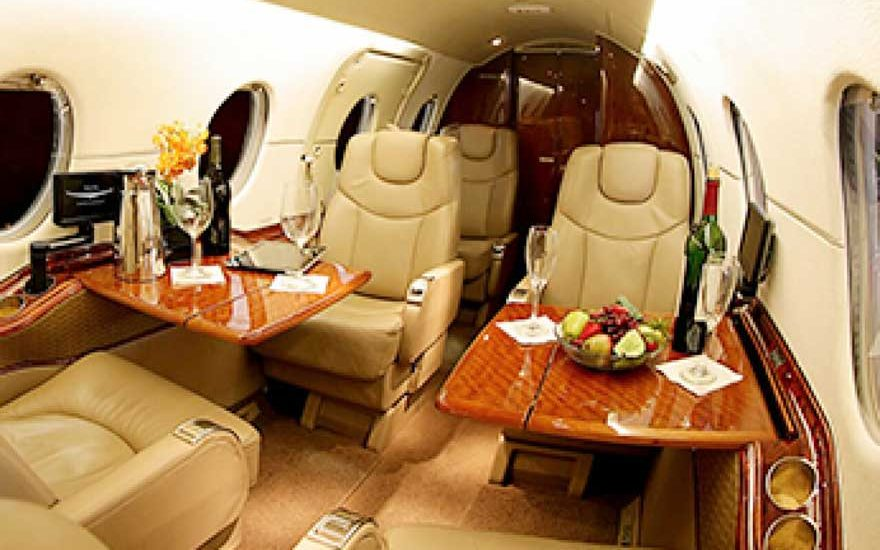 Private Jet 005